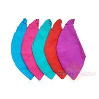 """Фото 6332: Набор из 5 мешочков для четок разноцветные 26х13 см. каждый, производитель """"МАХАбазар.ру"""", Set of 5 japa mala multicolored bags , 26х13 cm. each. MAHAbazar.ru"""