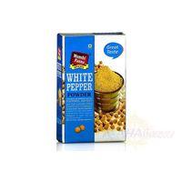 "Фото 6857: Белый перец (молотый), 100 г, производитель ""Мунши Панна"", White Pepper Powder, 100 g, Munshi Panna"
