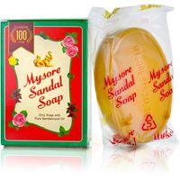 Аюрведическое сандаловое мыло Майсор, 75 г, производитель Карнатака Сопс