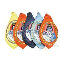 "Фото 7217: Набор из 5 мешочков для четок с вышивкой 26х13 см каждый, производитель ""МАХАбазар.ру"", Set of 5 japa mala bags with embroidery , 26х13 cm each, MAHAbazar.ru"