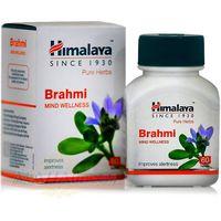 "Фото 8396: Брахми, 60 таб., производитель ""Хималая"", Brahmi, 60 tabs., Himalaya"