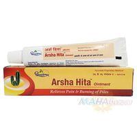 "Фото 6785: Арша Хита: мазь для лечения геморроя, 30 г, производитель ""Дхутапапешвар"", Arsha Hita, Ointment, 30 gm, Dhootapapeshwar"