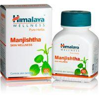 Манджиштха очищение крови, 60 таб, производитель Хималая