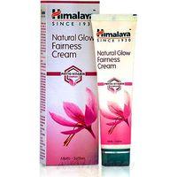 """Фото 369: Отбеливающий крем, 50 г, производитель """"Хималая"""", Natural Glow Fairness Cream, 50 g, Himalaya"""