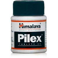 """Пайлекс: от геморроя и тромбофлебита, 60 таб., производитель """"Хималая"""", Pilex, 60 tabs., Himalaya"""