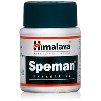 """Спеман мужское здоровье, 60 таб., производитель """"Хималая"""", Speman, 60 tabs, Himalaya"""