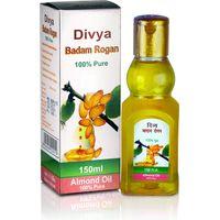 Миндальное масло Дивья Бадам Роган , 150 мл, Патанджали