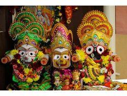 Джаганнатха маха-прасад- у милости есть вкус