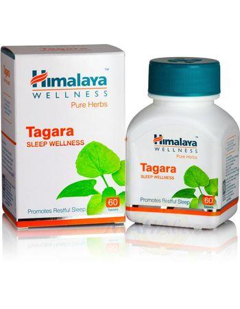 Натуральное снотворное Тагара, 60 таб., производитель Хималая